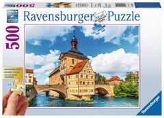 Ravensburger Puzzel Stadhuis, Bamberg (500)