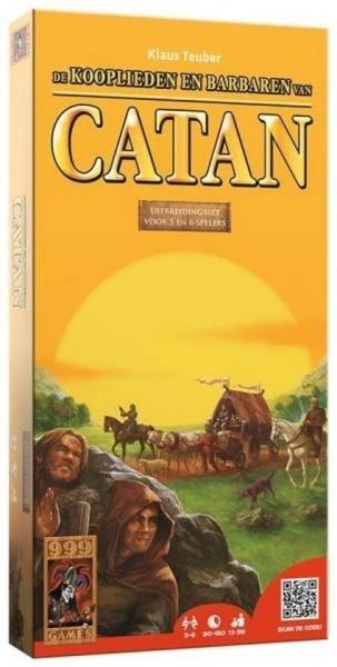 Spel De Kolonisten van Catan: Kooplieden & Barbaren