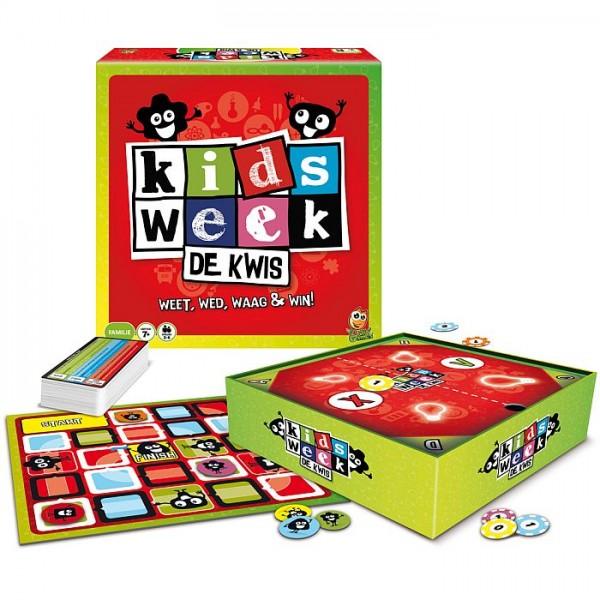 Spel Kidsweek De Kwis