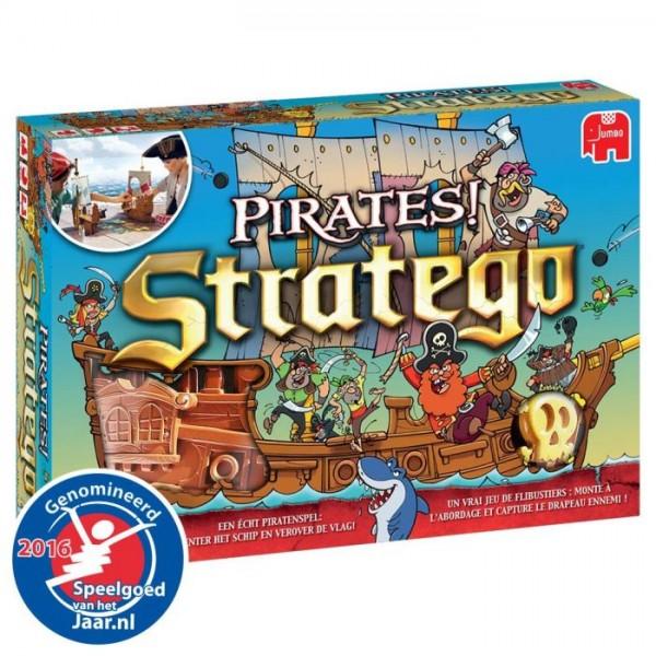 Spel Stratego Piraten