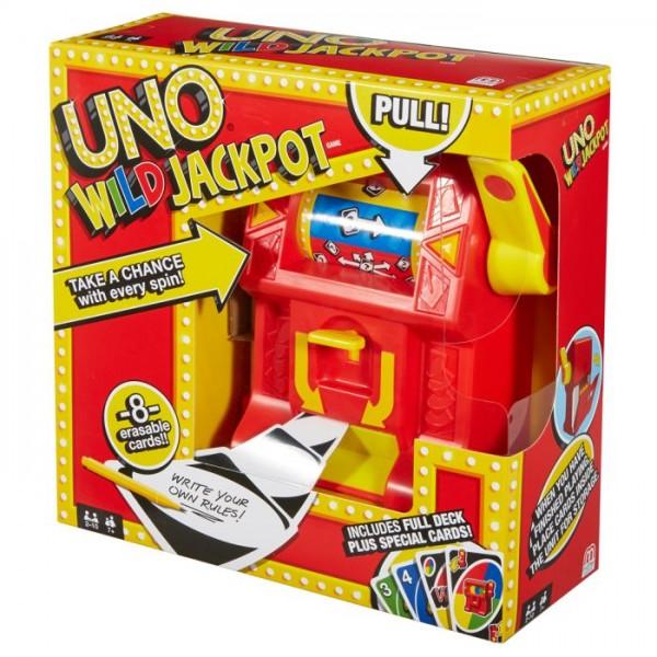 Spel Uno Jackpot