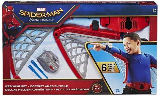 Spiderman Hero Role Play Set