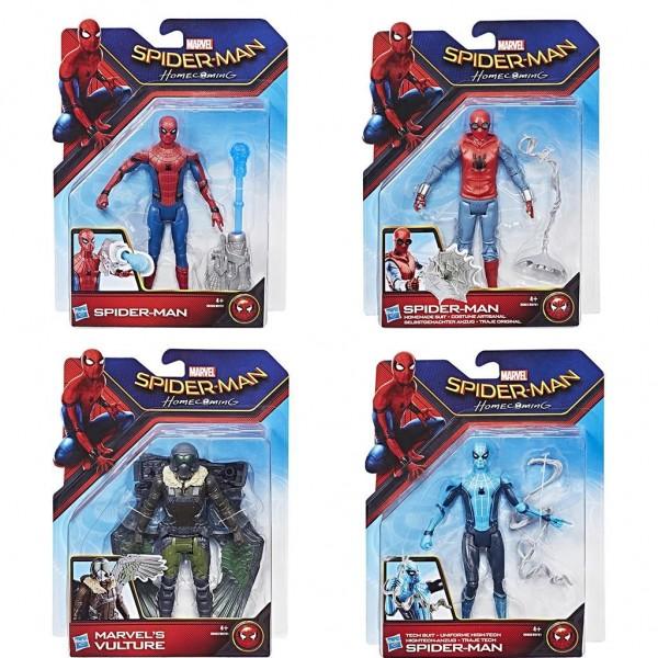 Spiderman Web City Figuren