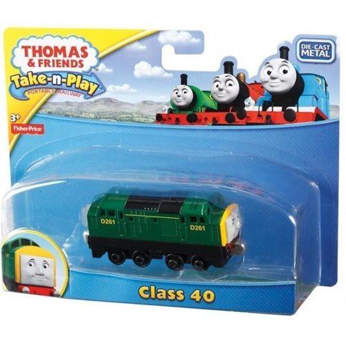 Thomas De Trein Met Wagon Large Thomas Class