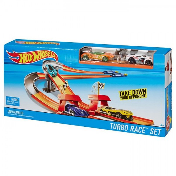 Trackset Hot Wheels