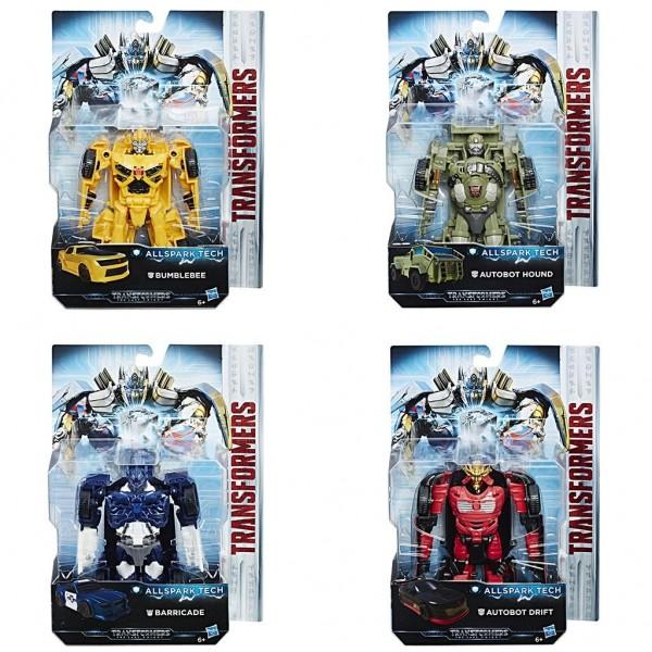 Transformers Movie 5 Power Cube Figuur