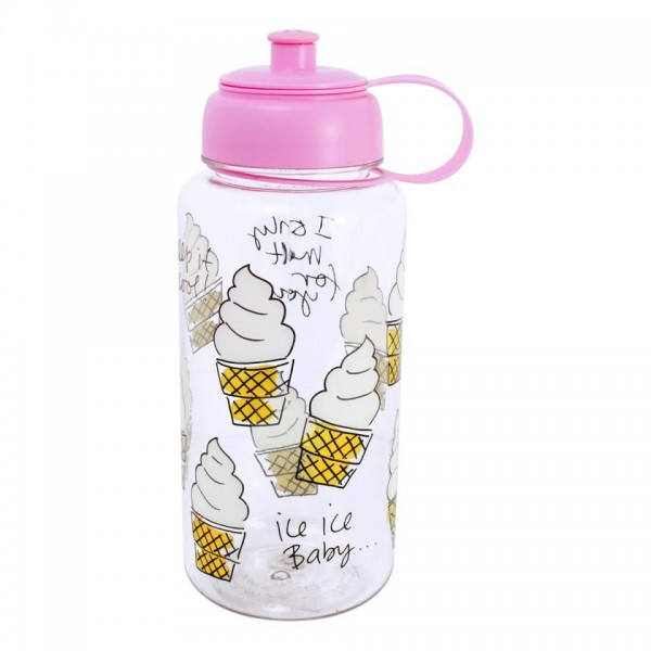 Waterbottle Icecream