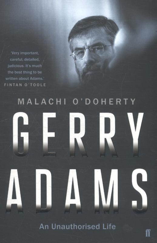 ODoherty*Gerry Adams: An Unauthorised Life