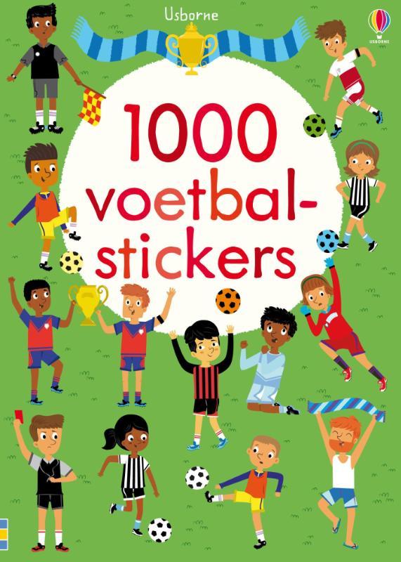 1000 Voetbalstickers