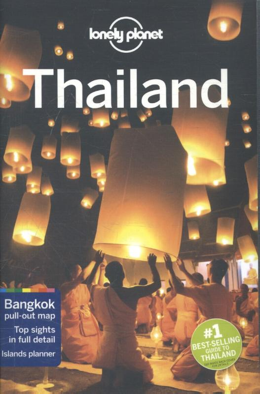 Lonely Planet Thailand 16e