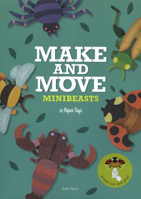 Make & Move: Minibeasts
