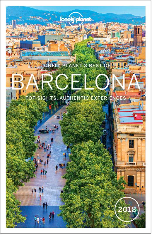Lonely Planet Best of Barcelona 2e