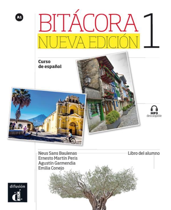 Bitácora 1 - nueva edición