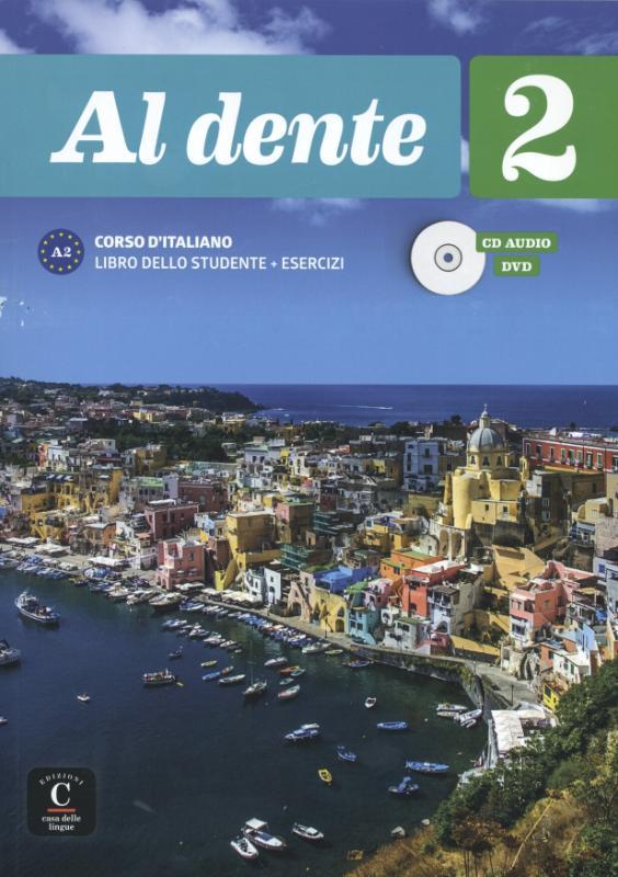 Al dente 2 - Libro dello studente edizione internazionale