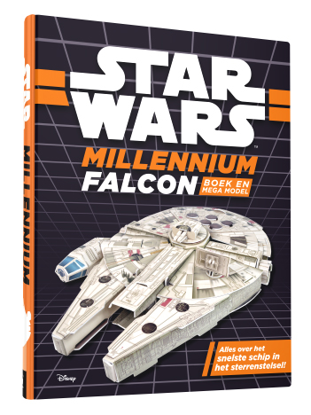 Star Wars: Millenium Falcon workshop