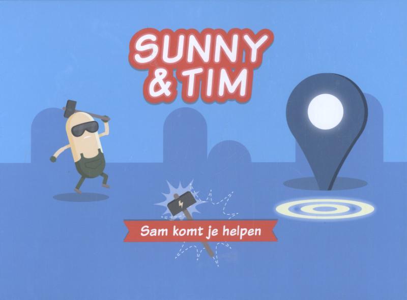 Sunny & Tim Sam komt je helpen