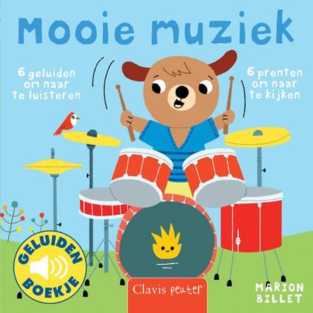 Mooie muziek (geluidenboekje)