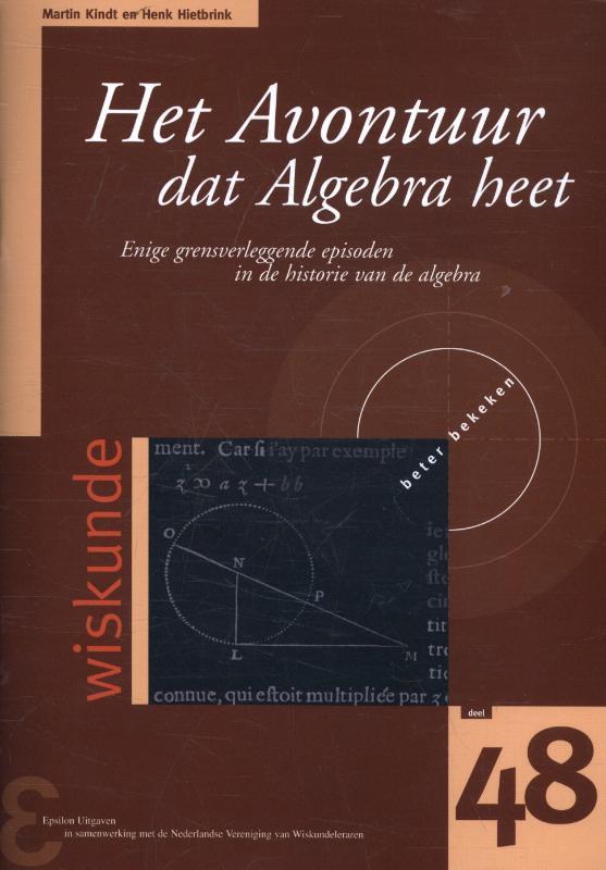 Zebra-reeks Het Avontuur dat Algebra heet