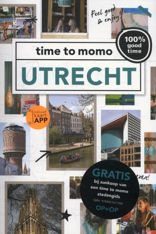 Time to momo Utrecht Only- speciale uitgave