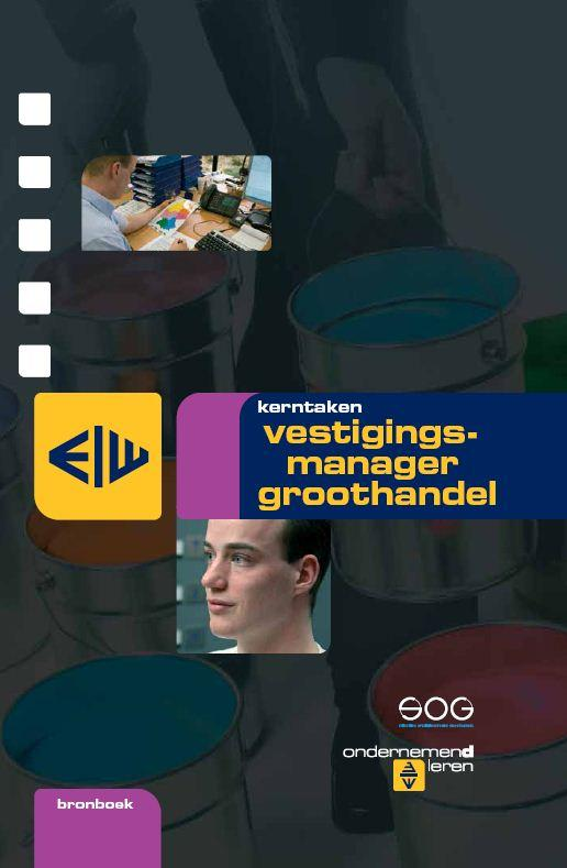 Bronnenboek Vestigingsmanager Groothandel
