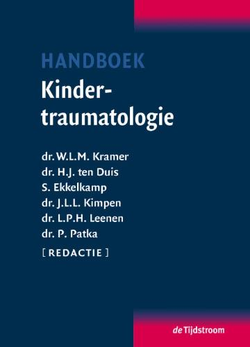 Handboek kindertraumatologie