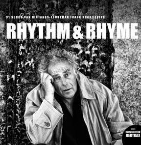 Rhythm & Rhyme. Boek + cd. 91 songs van Bintangs-frontman Frank Kraaijeveld