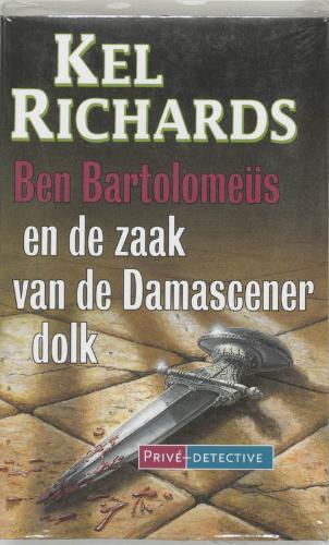 Ben Bartolomeus De zaak van de Damasceense dolk