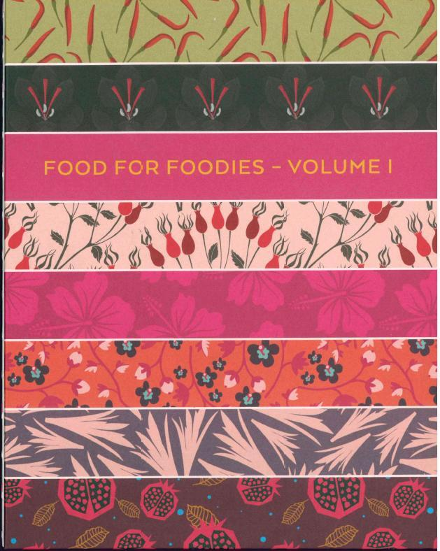 Food for Foodies. Volume 1