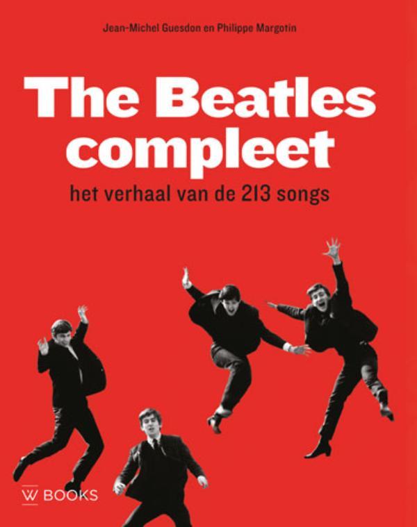 The Beatles Compleet - het verhaal van de 213 songs