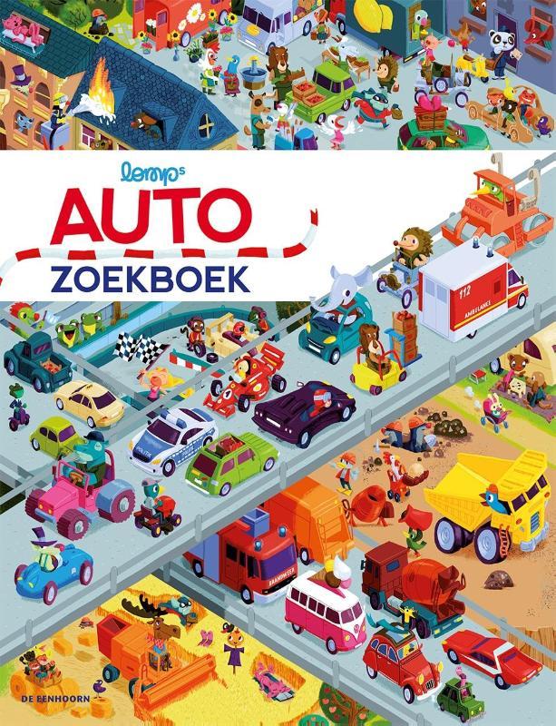 Auto zoekboek