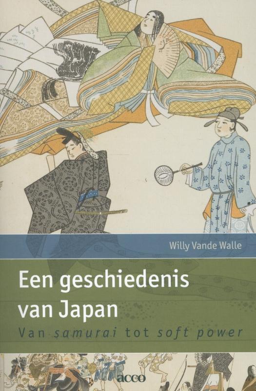 Een geschiedenis van Japan. Van samurai tot soft power.