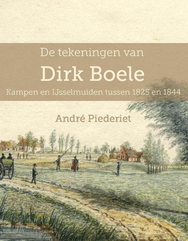 De tekeningen van Dirk Boele